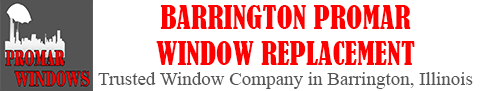 Barrington Promar Window Replacement